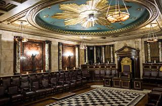 Masonic Temple Open House 2017