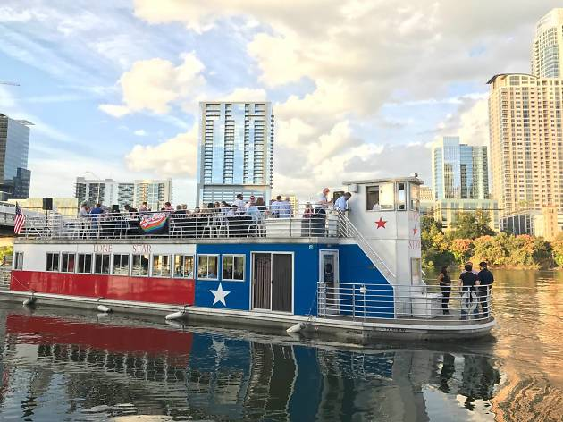 Lone Star Riverboat Cruises