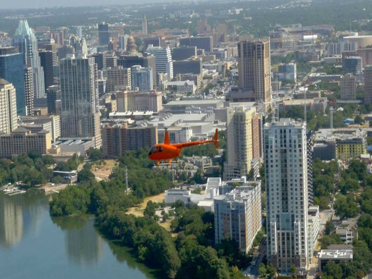 HELOaustin Helicopter Tours