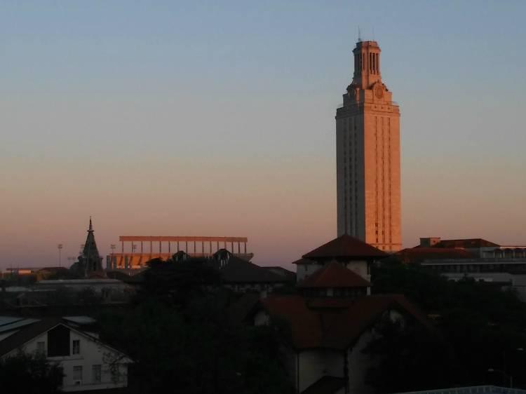 University of Texas Tower Tour