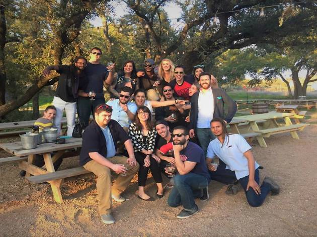 ATXcursions Brewery Tour