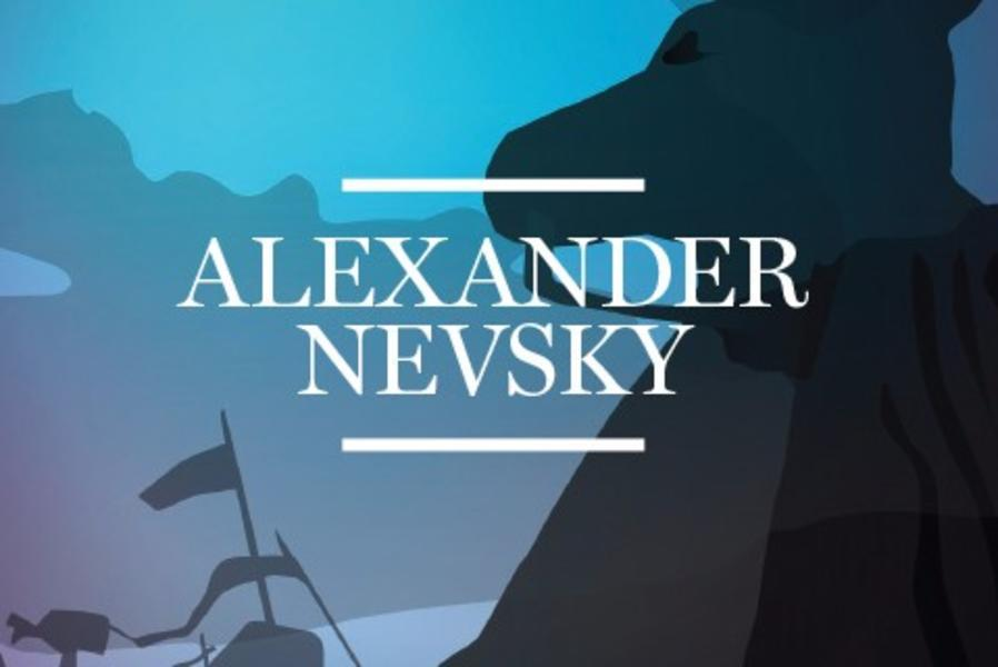 The Bach Choir: Alexander Nevsky