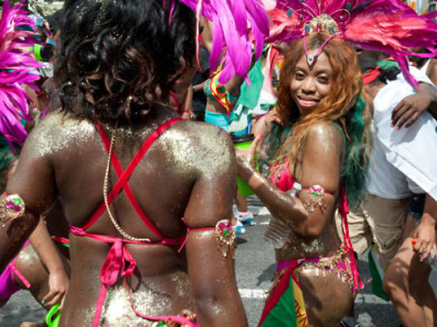 Everything you need to know about J'ouvert, Brooklyn's sunrise parade