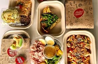 Comida a domicilio Hola Dieta en la CDMX