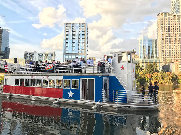 Lone Star River Cruises
