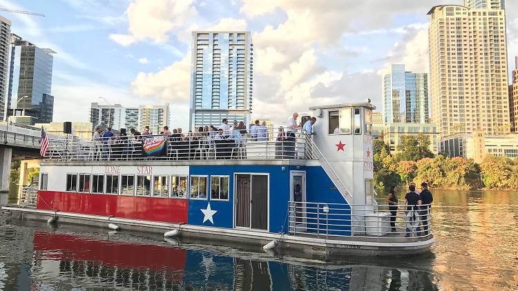 Lone Star River Cruises
