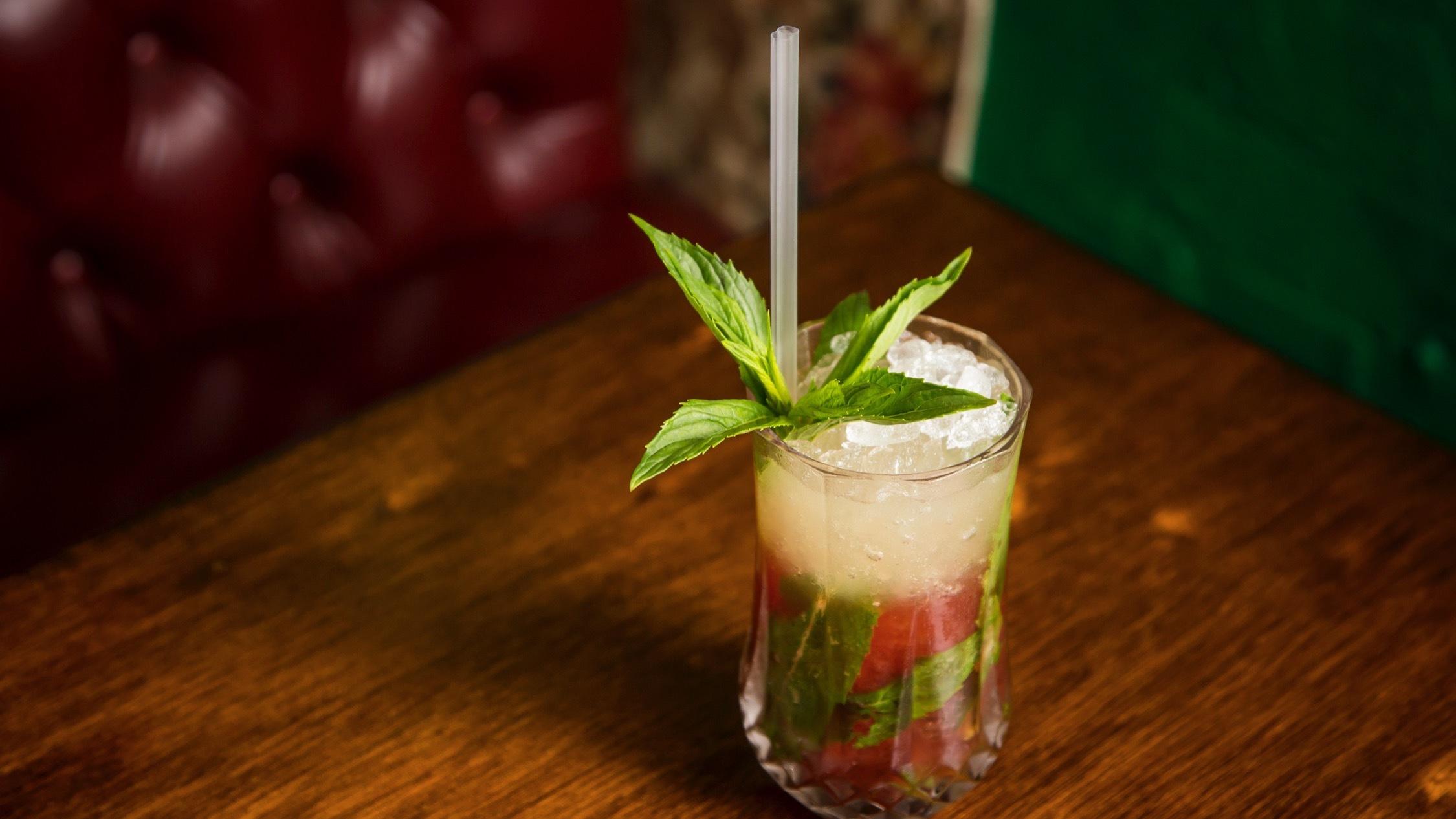 Cocktail at Lobo Plantation