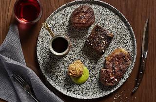The Dutchess Steak dish