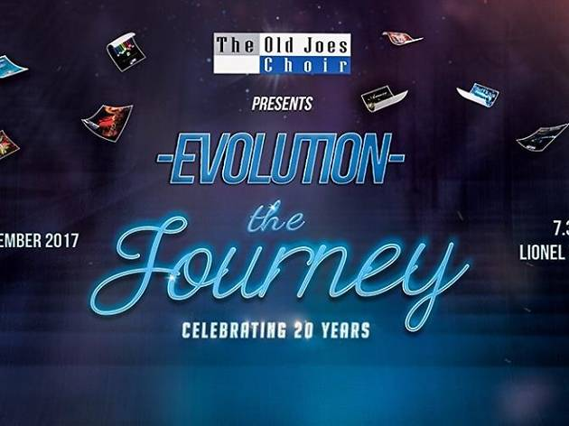 Evolution: The Journey