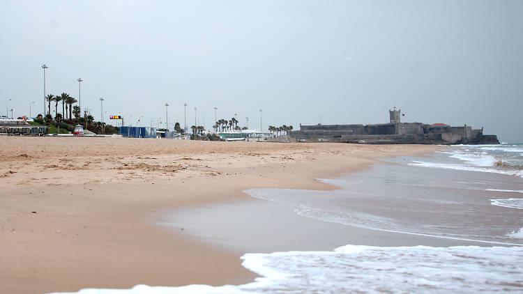 Praia de Carcavelos