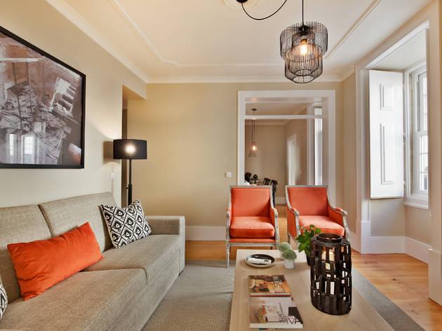 Lisbon Five Stars Apartments Bica