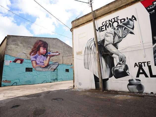 Mostra de Graffiti de Almada 2015