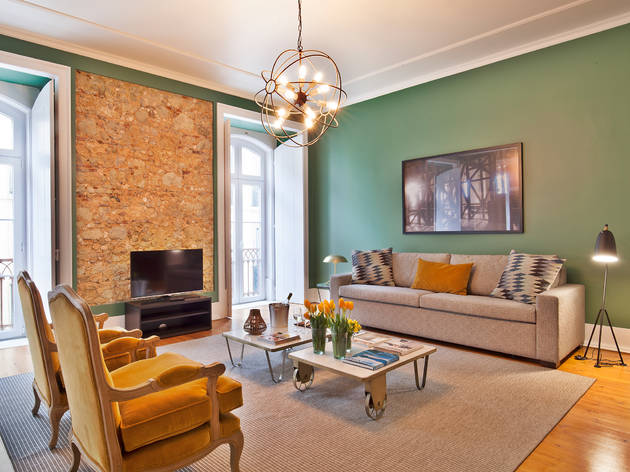 Lisbon Five Stars Apartments Gaivotas