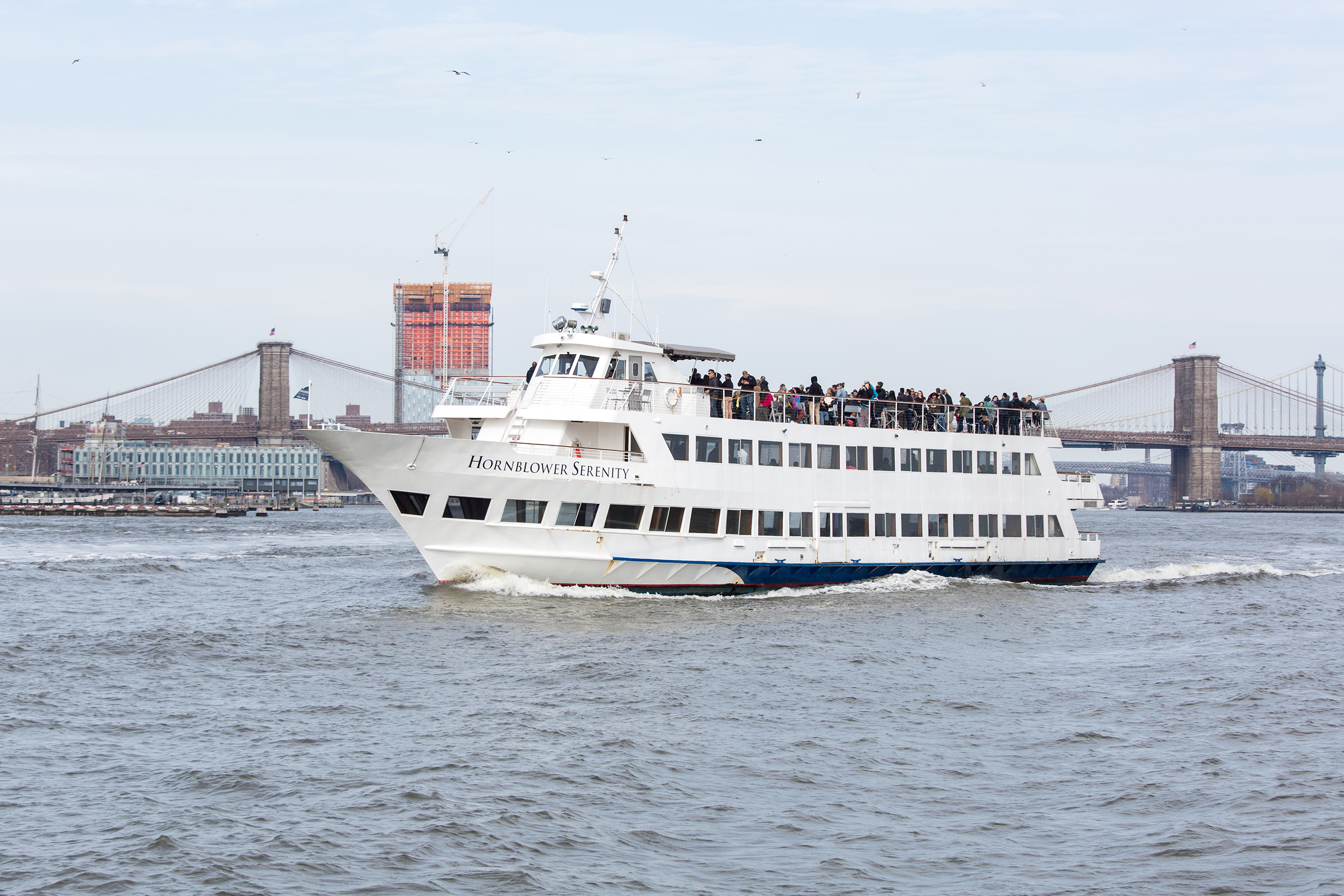 All the ferries you can take to beaches near NYC