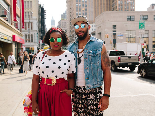 Fall fashion: Get inspired by these NYC street-style photos