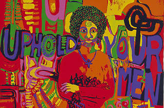 Carolyn Lawrence, Uphold Your Men, Unify Your Families, 1971,