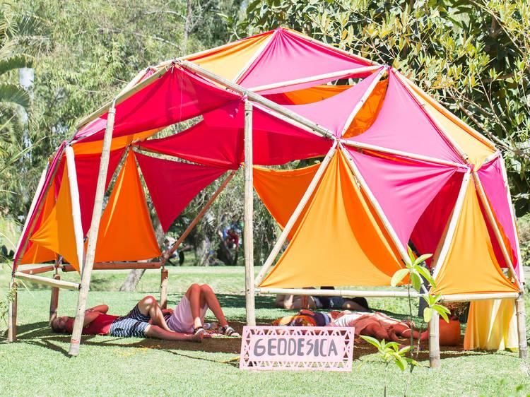 Bahidorá: pionero en festivales sustentables en latinoamerica