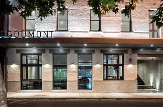 The Hougoumont Hotel