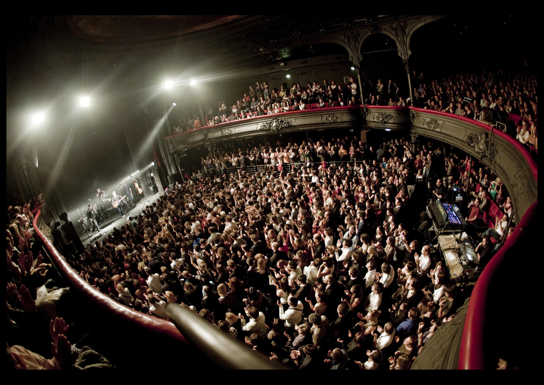 Les meilleures salles de concerts à Paris