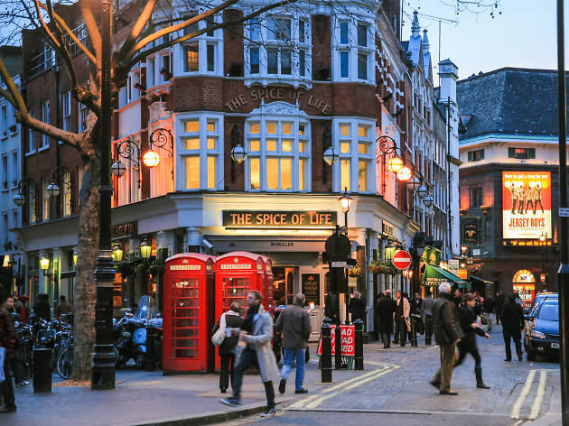 Get to know London's Soho
