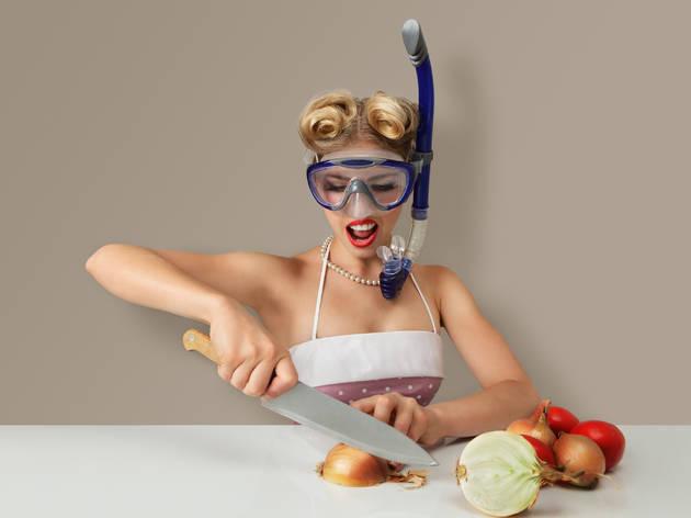 Set mites a la cuina que has d'abandonar