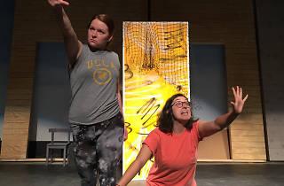 Quintessence Theatre Group Aesops Fables