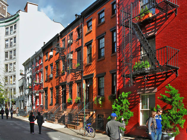 Average rents in NYC reached an all-time high this summer