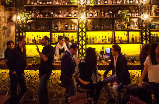Bar gin gin Polanco CDMX