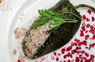 Cena Mexicana en Hotel Casa Awolly