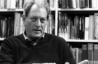 Paul Auster presenta '4 3 2 1'
