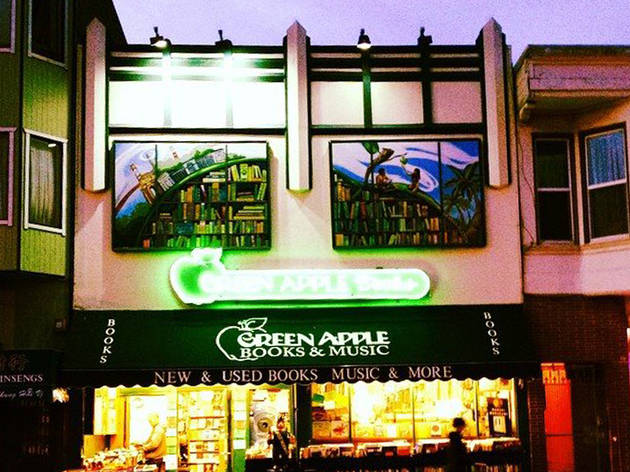 Green Apple Books