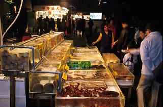 Lei Yue Mun Seafood Bazaar