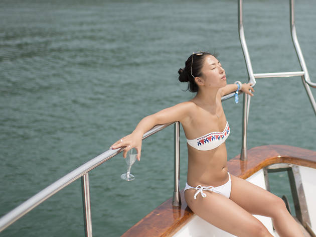 Spa Day at Sea