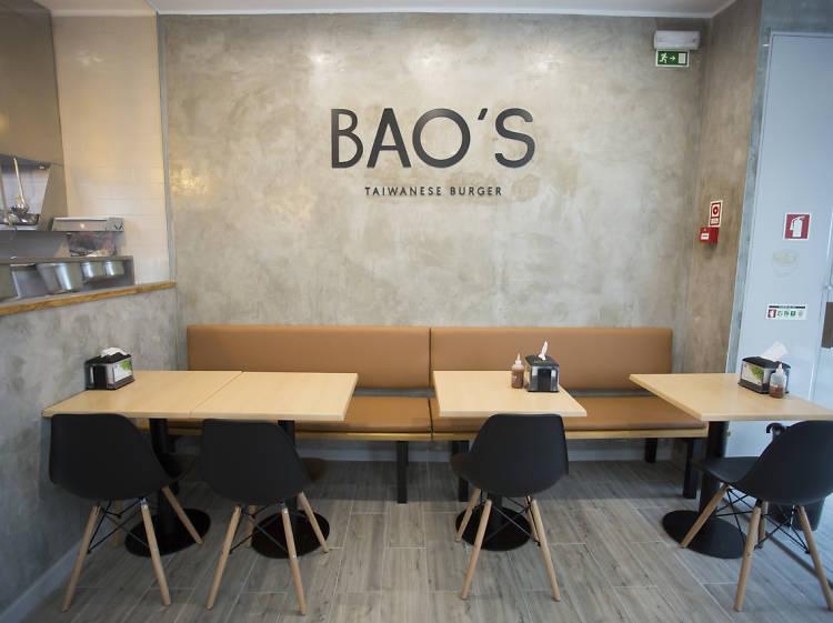 BAO'S – Taiwanese Burger