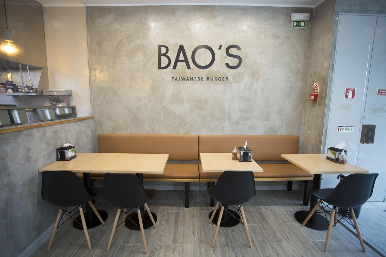 BAO'S - taiwanese burger