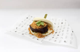 Gua Bao do BAO'S - taiwanese burger