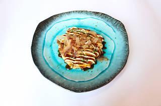 Okonomiyaki do Ikeda