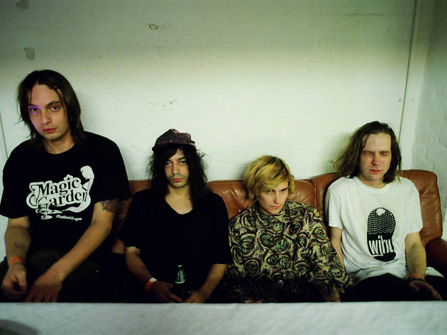 HyHBKK Weekend Noise with DIIV