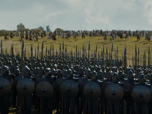 Los increíbles making-of de la 7ª temporada de Game of Thrones [VIDEO]