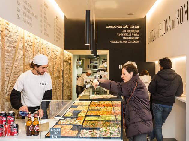 Pizzeria Romana Al Taglio