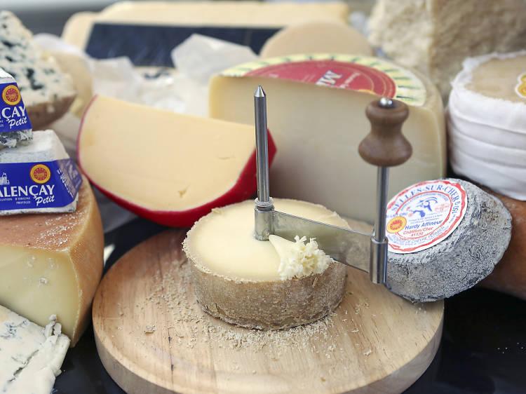 Mentira para queijinho