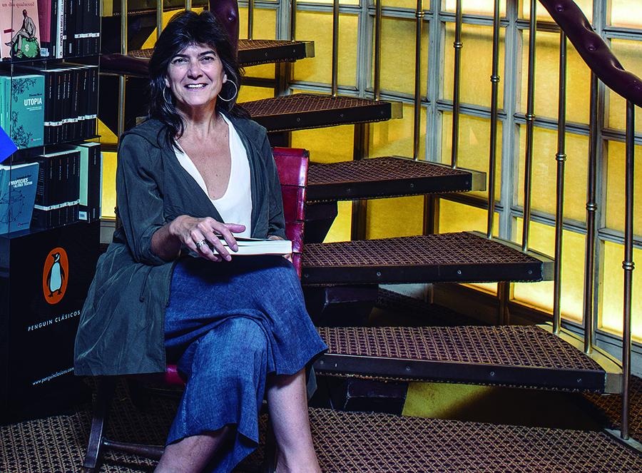 Montserrat Rovira, directora del Centre d'Urgències i Emergències Socials de BCN