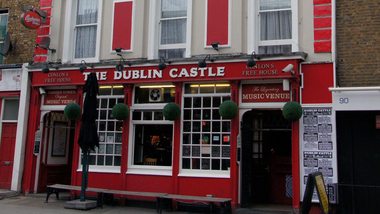 Dublin Castle, from Flickr