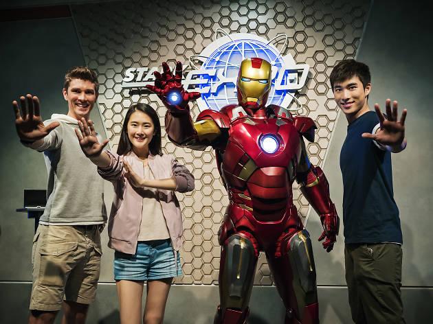 Iron Man Experience