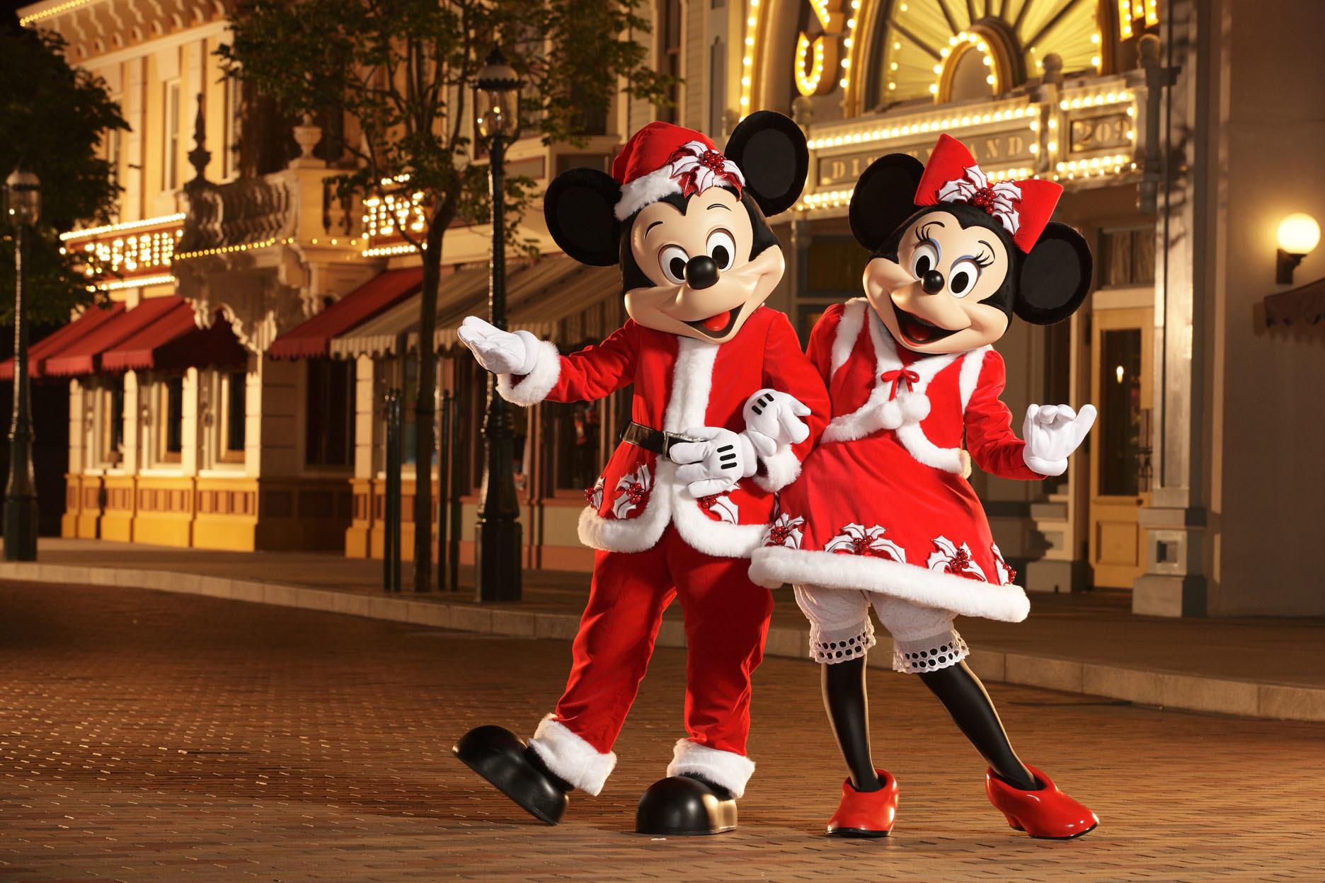 Disney's Sparkling Christmas