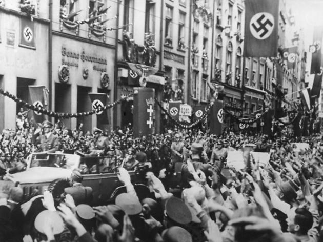 Una cuenta de Twitter revive la II Guerra Mundial... ¡día a día!