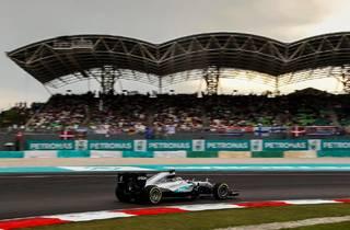 Formula 1 Malaysian Grand Prix