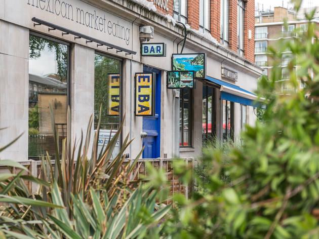 Bar Elba   Bars and pubs in Waterloo, London