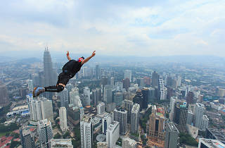 KL Tower International Jump