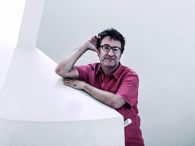 Toni Casares, director artístic de la Sala Beckett